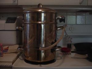 Juice steamer