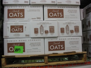 Portland Home Storage Center oat cases