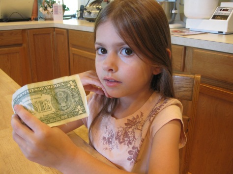 Can a child understand how to budget money?