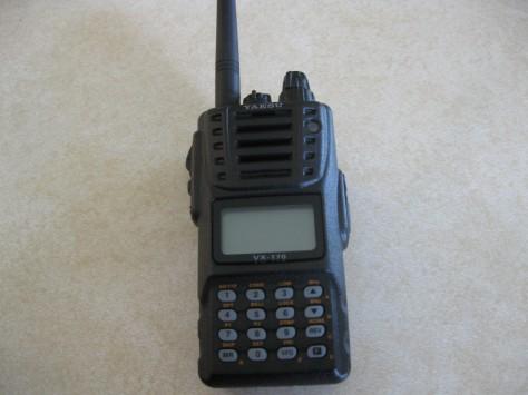 Handheld Ham Radio