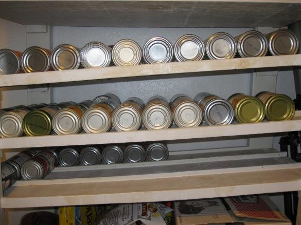 wood shop shelf plans