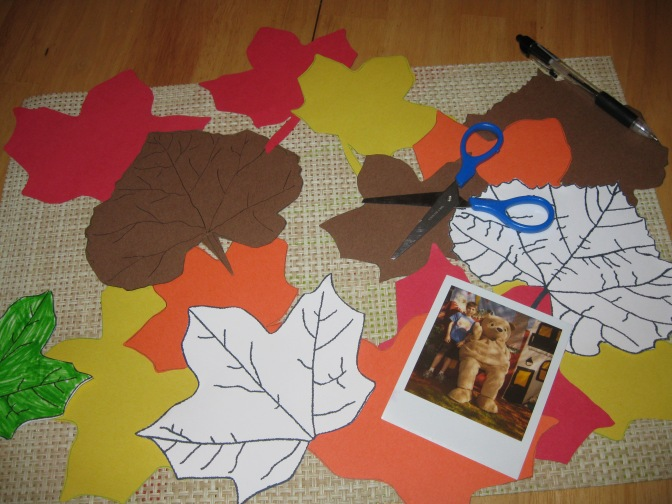 Family Activity for Thanksgiving Celebration