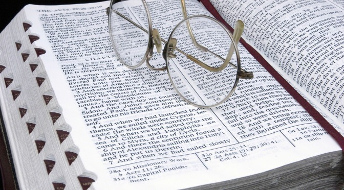 Learning from the Scriptures Line upon Line