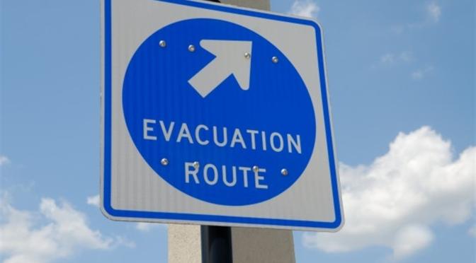 Evacuation: 10 Minute Challenge
