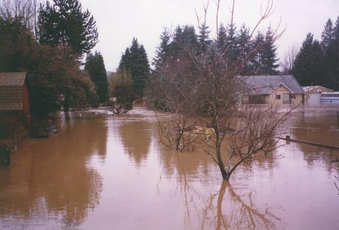 The Vernonia Flood