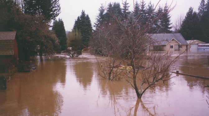 The Vernonia Flood